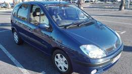 2001 Renault Scenic 1.6i in good cond