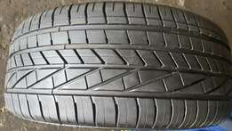 245/45/19 runflat good years tyre