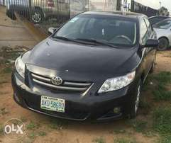 Toyota corolla going cheap 08 with no issue