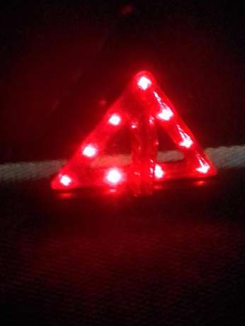 Triangle Emergency LED Light Vereeniging - image 2