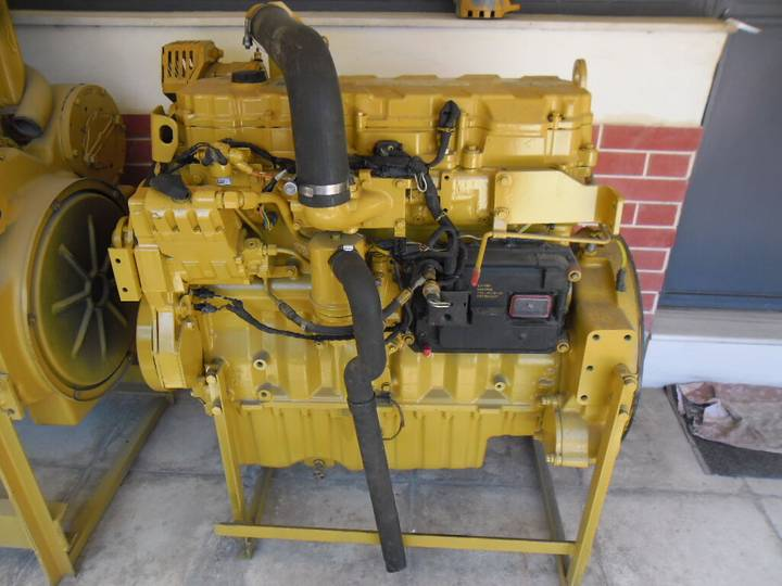 Caterpillar 330C C9 engine for excavator