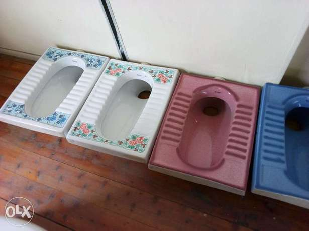Asian step toilet Industrial Area - image 4
