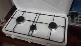 3 Plate Gas Stove burner. Brand NEW Units! 1 yr warranty