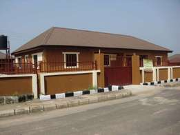 2 Bedroom Semi-Detch. House at Airforce Unity (El Rufai) Estate, Kuje