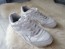 Buty dziecięce PUMA skórzane rozm 35 białe Bytom • OLX.pl
