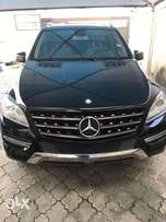 Beautiful Mercedes Benz ML350 Toks 2013 Model