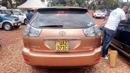 Toyota Harriet with good engine well maintained