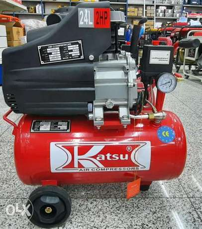 Air Compressor 2HP 24Litres