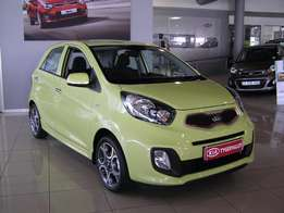 Top of the Range Kia Picanto EX 1.2