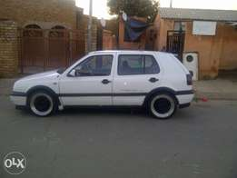 Golf 3 GTI for sale R38000neg