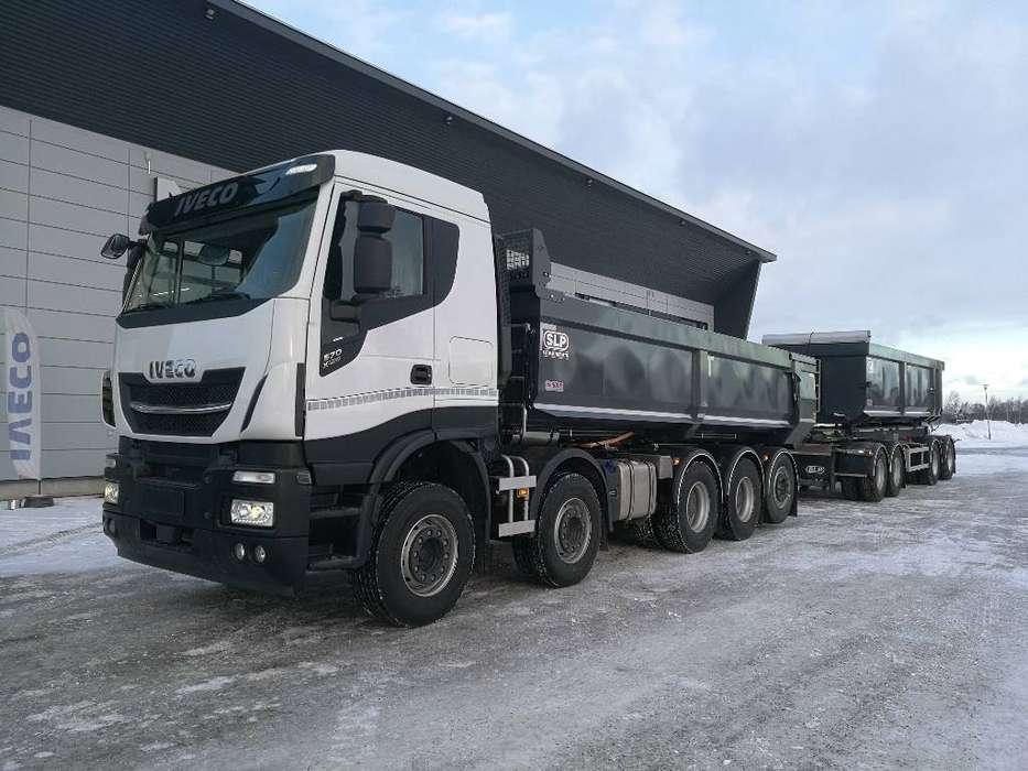 Iveco X-way As 340x57 10x4 Slp - 2019