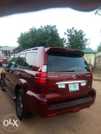 Super clean 2009 Lexus GX 470 Ibadan North - image 1