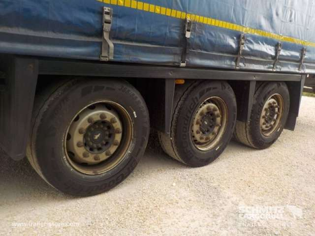Schmitz Cargobull Tolóponyva Mega - 2013 - image 10