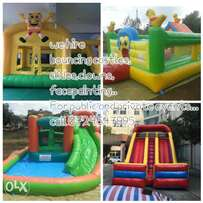 Bouncing castle for hire for events