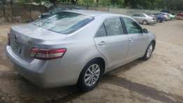 Less than 6 months used 2010 Camry