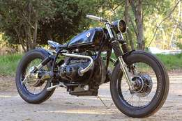 BMW Cafe Racers and Custom Builds