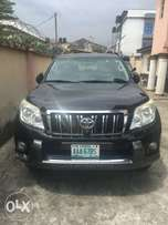 2012 Landcruiser Prado for Sale. Low mileage bought brand new.