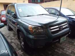 super clean honda pilot 2007 model
