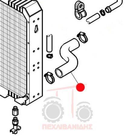 Kato KOLA NERHOY  8270-8280-8470-8480 AGCO other engine spare