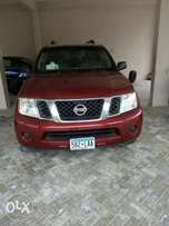 Clean Tokunbo NISSAN PATHFINDER 2008 Model avaliable