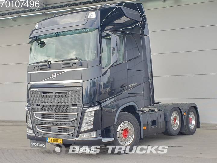 Volvo FH 500 6X2 VEB+ Lift+Lenkachse Euro 6 - 2016