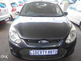 Ford Figo 1.4 2013 Trend Line Hatch Back Manual Gear 44,500km