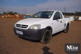 Opel Corsa Utility 1.6immaculate condition for sale r 45000