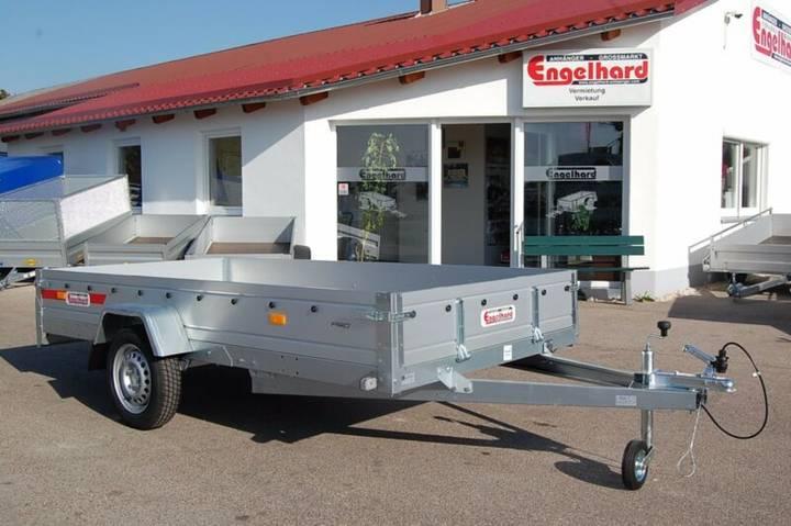 TEMA PRO 3015 ALU - 750 kg ca. 300 x 150 x 35 cm