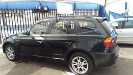 2005 bmw x3 exclusive pack