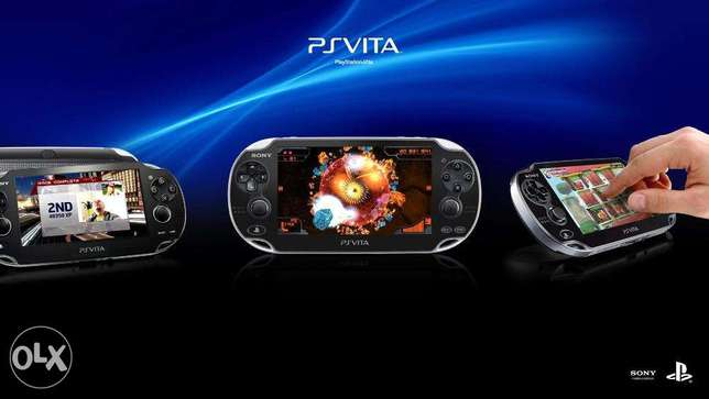 PS VITA NEW used 1 week only, complete box Ilala - image 4