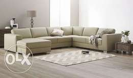 Miniwa L shaped Sofa