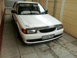 Toyota Tazz/ swops for wuh