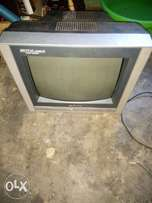 """14"""" aucma curved crt screen in housing"""