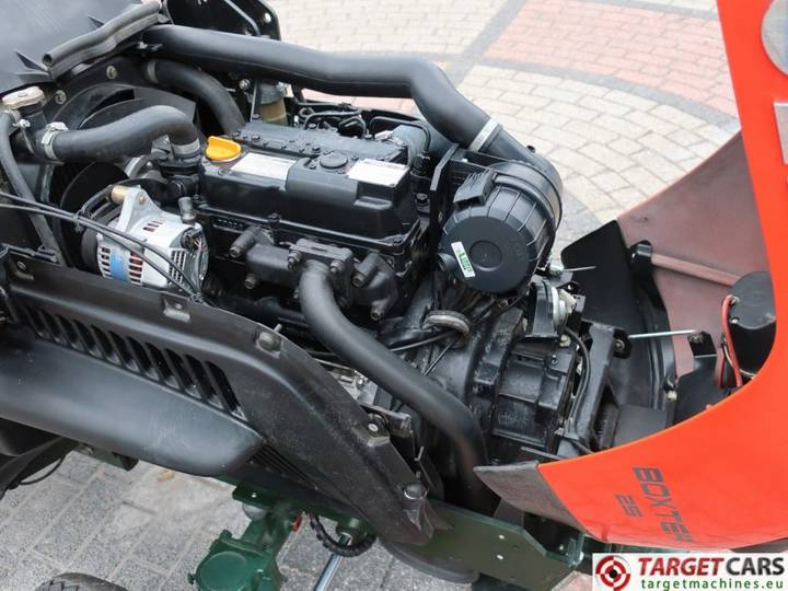 Goldoni Boxter 25 Tractor 4WD Diesel 24HP - 2010 - image 15