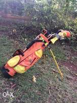 Little Tiger Golf Kit