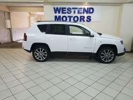 2013 Jeep Compass 2.0 Cvt Ltd