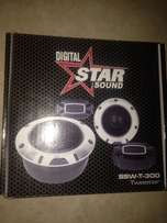 New Starsound Tweeters
