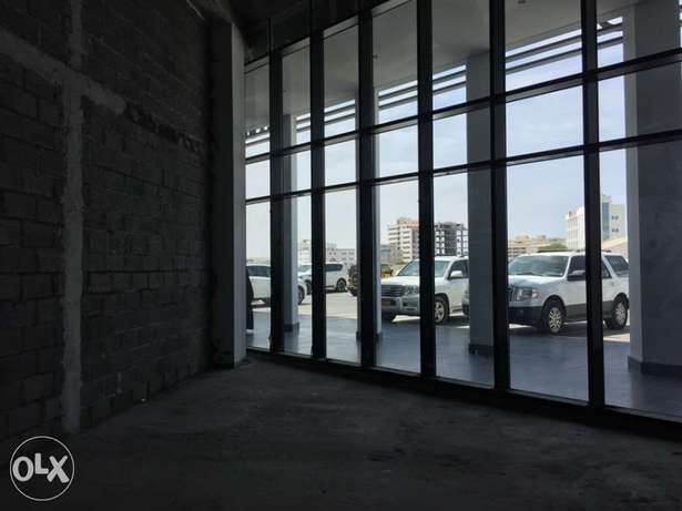 Commercial spaces for rent - Retail Units - MQ