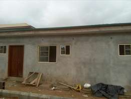 Newly built mini flat at oko gra scheme1 estate