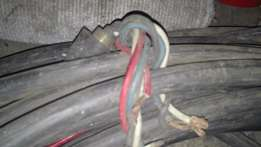 Cable steel Reinforced