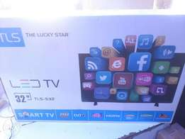 Trade for this Tls smart android TV 32inch