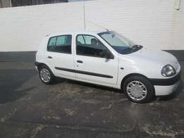 2001 Renault Clio 1.4 RT for sale R 39 950