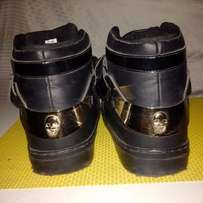 Black High Top for sale