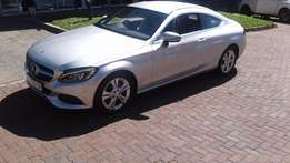 Mercedes Benz C220 d Coupe
