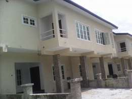 4 bedroom terrace duplex in Lekki Garden phs 3 behind LBS