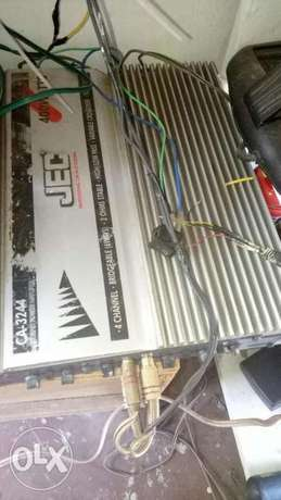 Second hand jec amplifier 400wts Ngara East - image 1