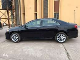 Unregistered Camry 2013/14
