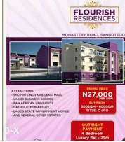 Genuine Dry Lands for sale in Ajah