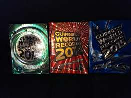 3 Guinness book of records available