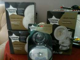 Brand new tommee tippee breast pump kit